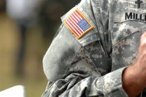military veteran